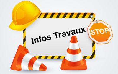 TRAVAUX CD 45 ET ITINÉRAIRES DES TRANSPORTS du 6 avril au 31 août 2021