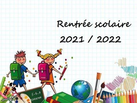 LISTE DES FOURNITURES SCOLAIRES RENTRÉE 2021-2022